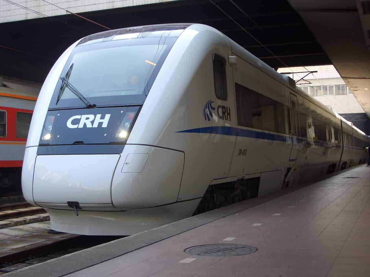 China Railway Lines