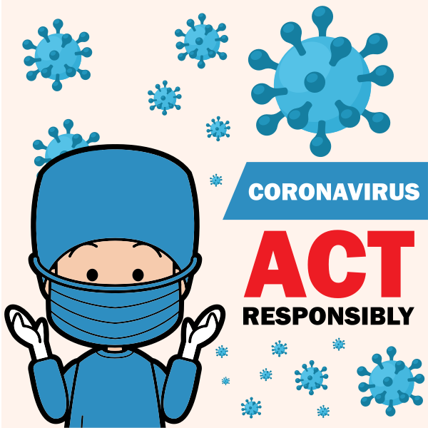 Protection from Coronavirus
