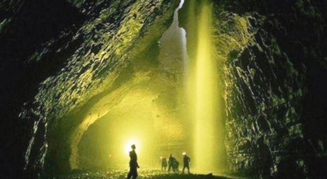 Tough Inside Krubera Cave